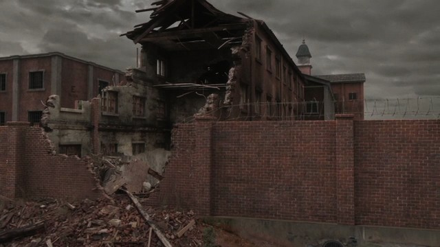 walkingdead prison Check out this Walking Dead VFX breakdown