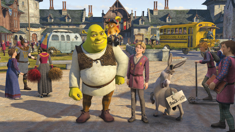 Shrek the Third: Ogreachievers – fxguide