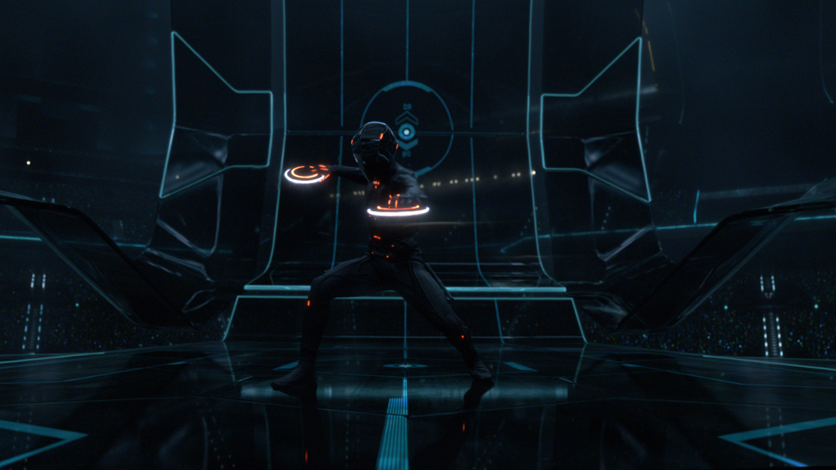 Character Tron Legacy Concept Art