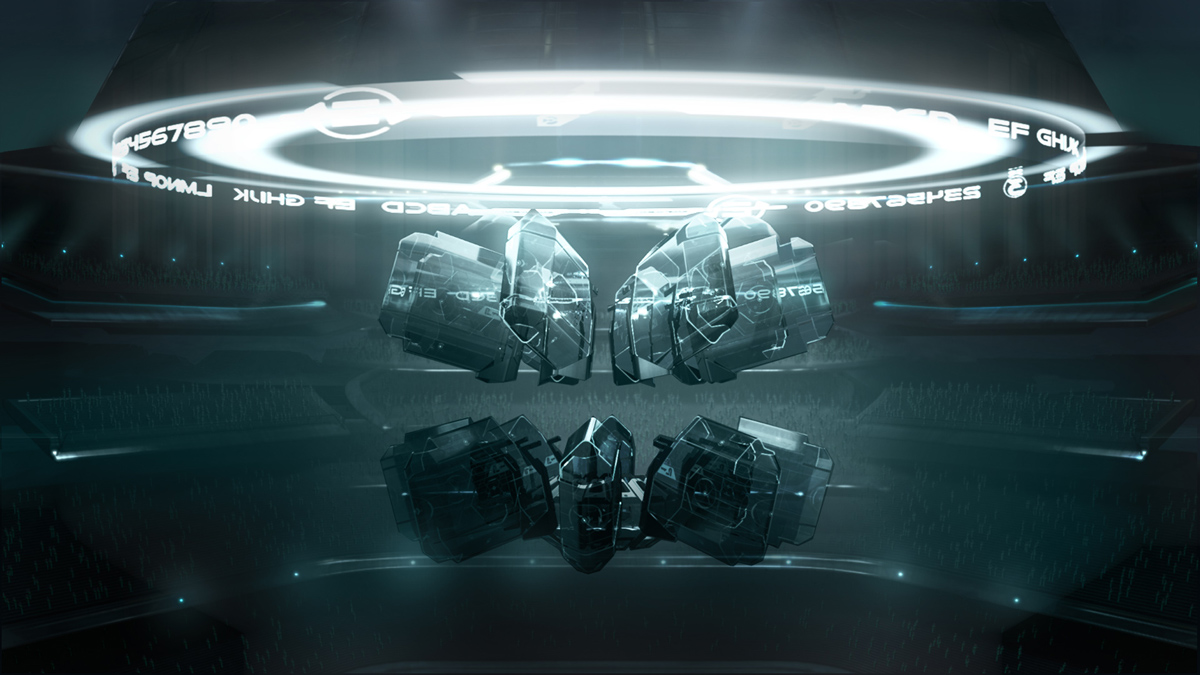 Technology Concept Art Concept Art