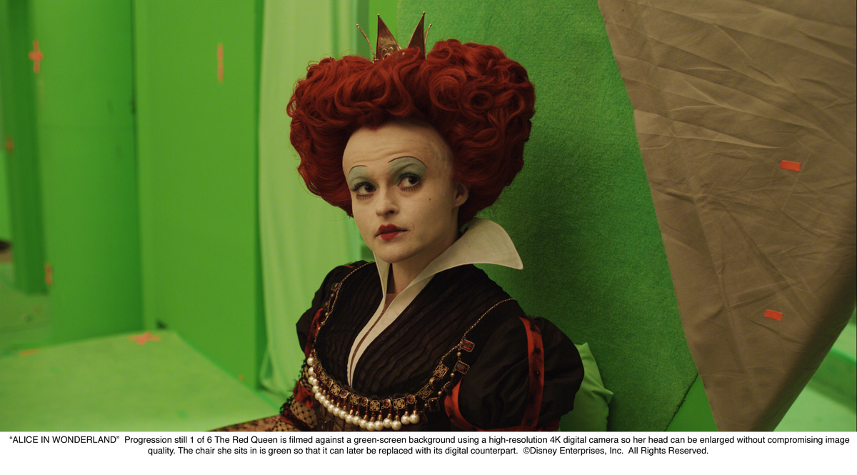 Alice In Wonderland Fxguide