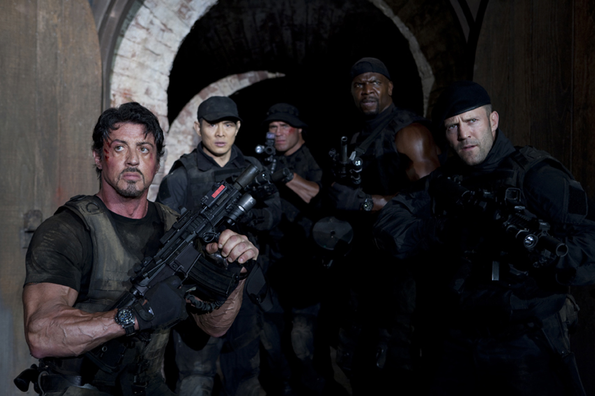 mercenary effects: the expendables | fxguide