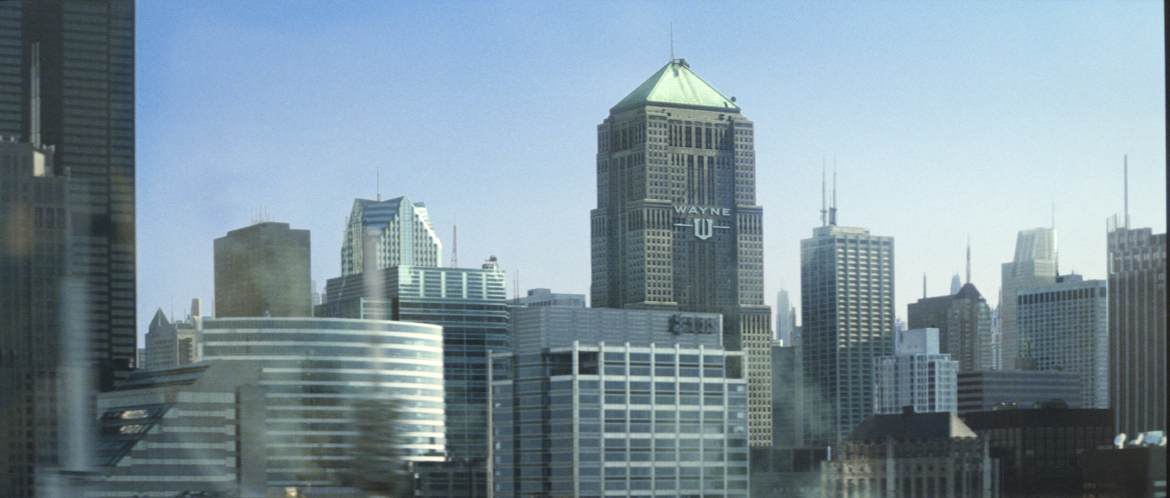 an analysis of the effects and influence of wayne enterprises on the development of gotham city in t Why was gotham city changed from a mostly fictional city to nyc bruce wayne has turned wayne enterprises around gotham has started side effects of having.
