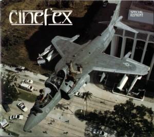 TRON Cinefex Magazine 4/82 #8 SILENT RUNNING