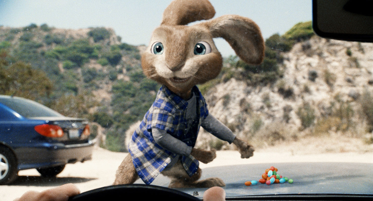 The easter bunny lives in hop fxguide for Call the easter bunny phone number
