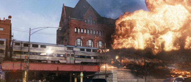 De-compiling the VFX of Source Code – fxguide