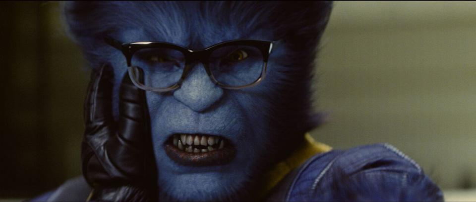 X Men First Class Beast Making mutants for X-M...