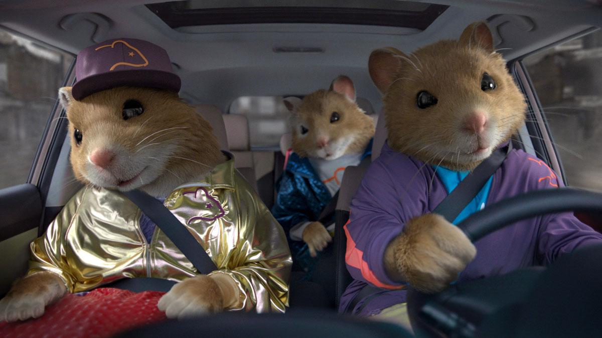 2011 Kia Soul >> Hamsters vs. Robots: a Method double-shot   fxguide