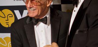 Stan Lee & Lou Ferrigno on Red Carpet