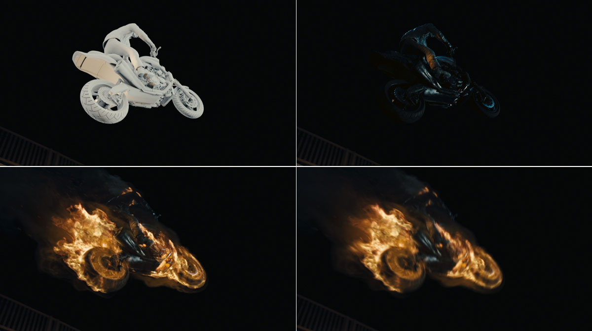 Spirit of Vengeance: a grittier Ghost Rider – fxguide