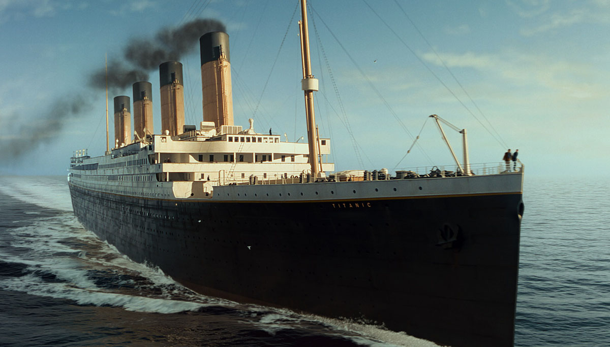 Titanic Stories Fxguide Engineering Mini Projects Human Less Boat Control For Oceanic Titanics