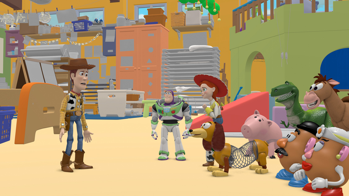Toy Story 4 Trailer 2012 : The art of rendering updated fxguide