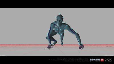 Cinematics case study: Mass Effect 3 – fxguide