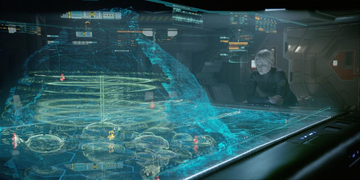Prometheus: rebuilding hallowed vfx space – fxguide