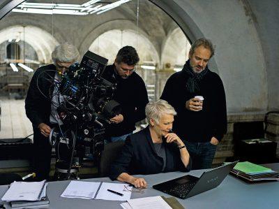 Bond's boldest adventure yet: Skyfall – fxguide