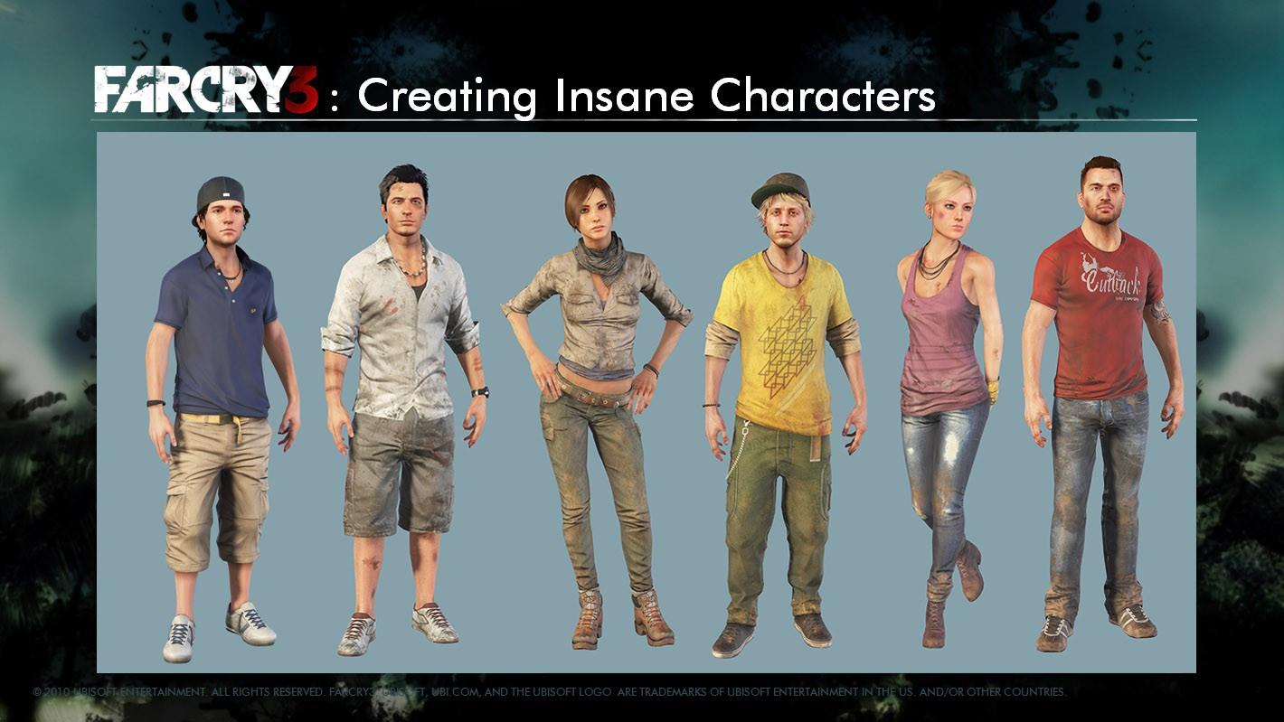 Far Cry 3 Digital Survivors Fxguide