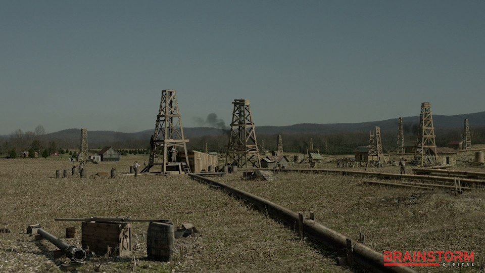 Oil Field After