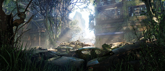 CryEngine 3 vs Unreal Engine 4 – fxguide