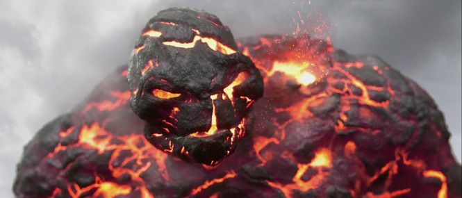 How To Make A Giant Molten Lava Monster Called James Fxguide