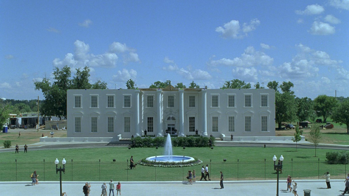 How vfx saved washington olympus has fallen fxguide for Who invented houses