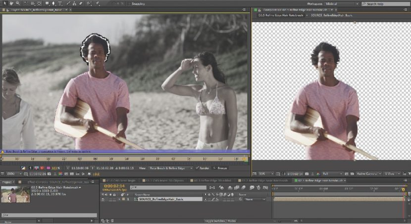 After Effects.