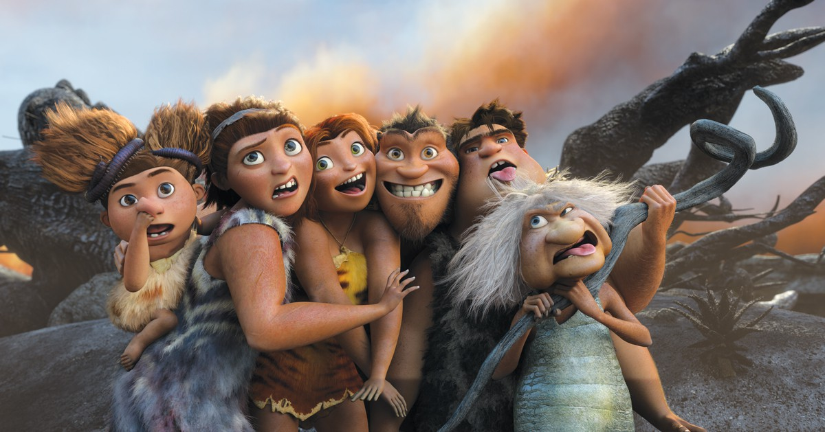 7e58f28546457 HDRs for an animated film  Behind the scenes of The Croods
