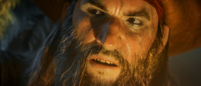 How Digic Made The Assassin S Creed Iv Black Flag Trailer Fxguide