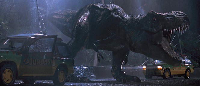 Welcome Back To Jurassic Park Fxguide