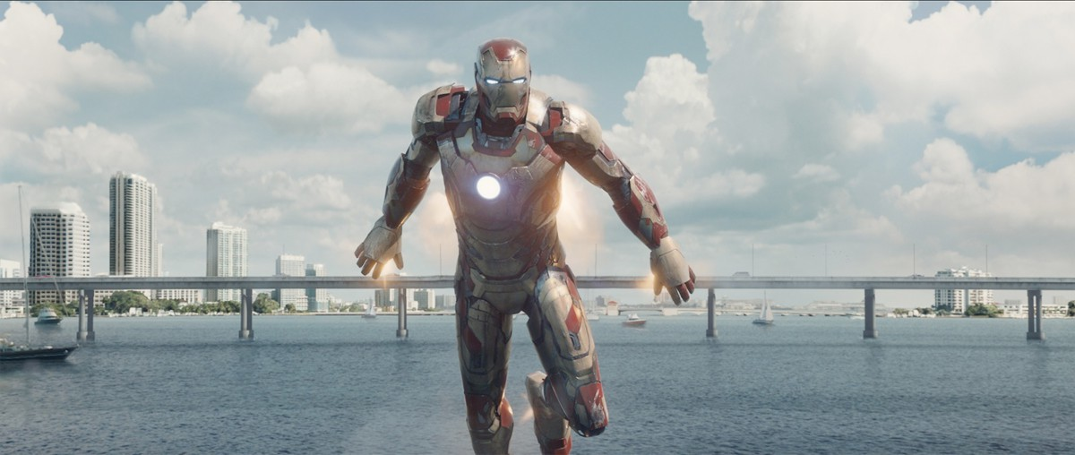 Iron Man 3 More Suits To Play With Fxguide