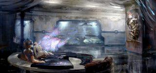 Interior_cosy_loft_statue_01