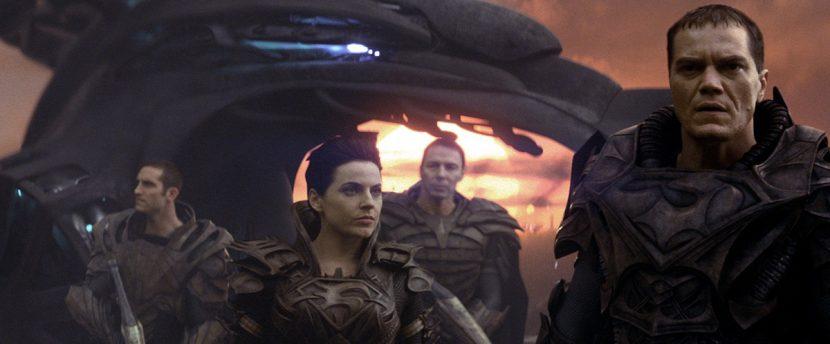 Faora and Kryptonites.