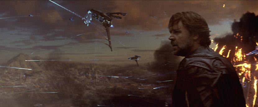 A war brews on Krypton before its destruction.
