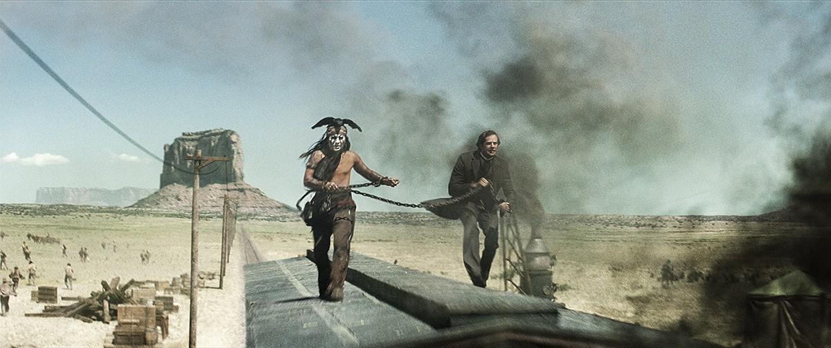 VFX adventures: The Lone Ranger | fxguide