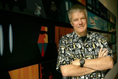 Rob Cook (2010, Photo by Deborah Coleman / Pixar)