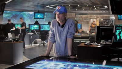 The film saw Roland Emmerich reunited with his trademark visual effects team, and new vendors.