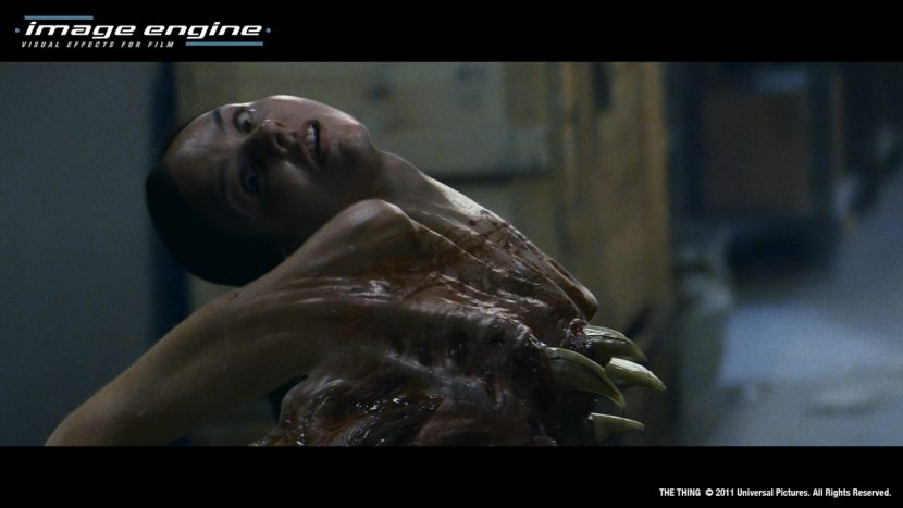 The Thing. VFX by Image Engine.
