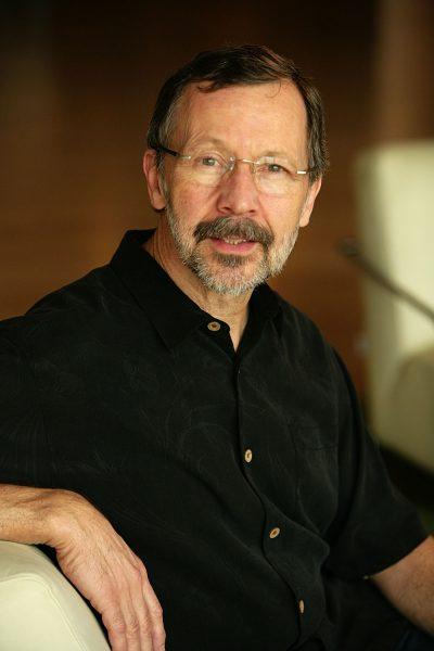Ed Catmull (2010 at Pixar by Deborah Coleman / Pixar)