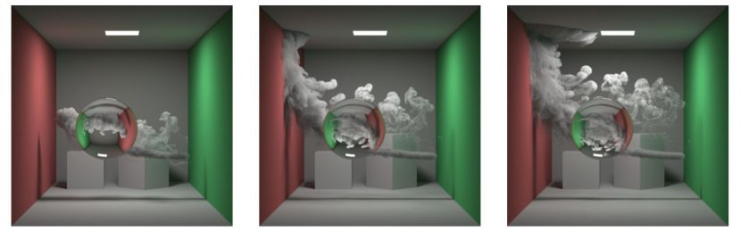 Importance Sampling Techniques for Path Tracing in Participating Media