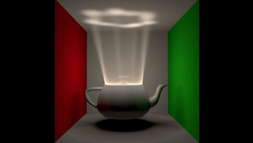 render teapot