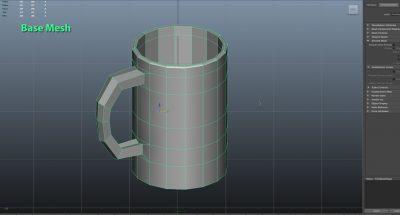 CupSubDBaseMesh-1