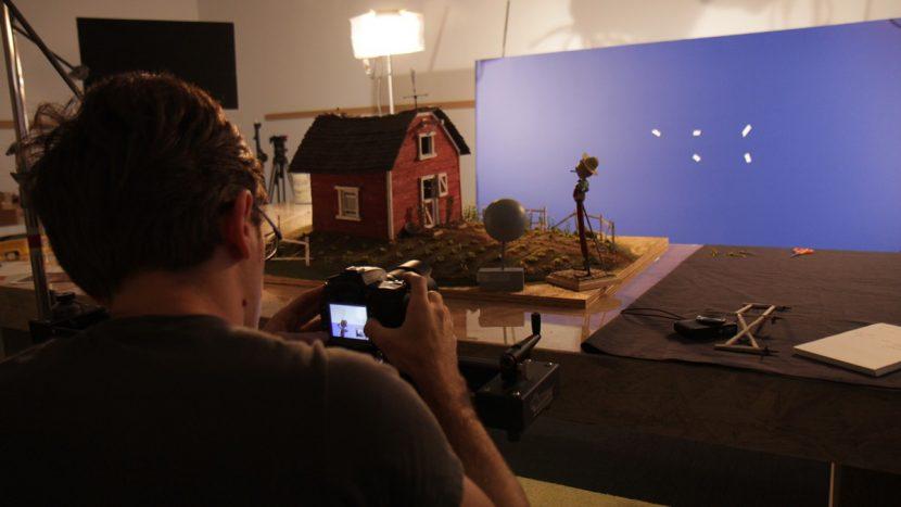 Miniature shoot.