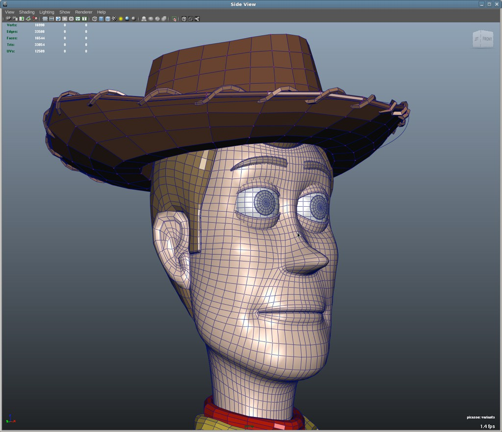 Pixar's OpenSubdiv V2: A Detailed Look