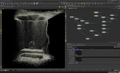 Houdini 13 screenshot.