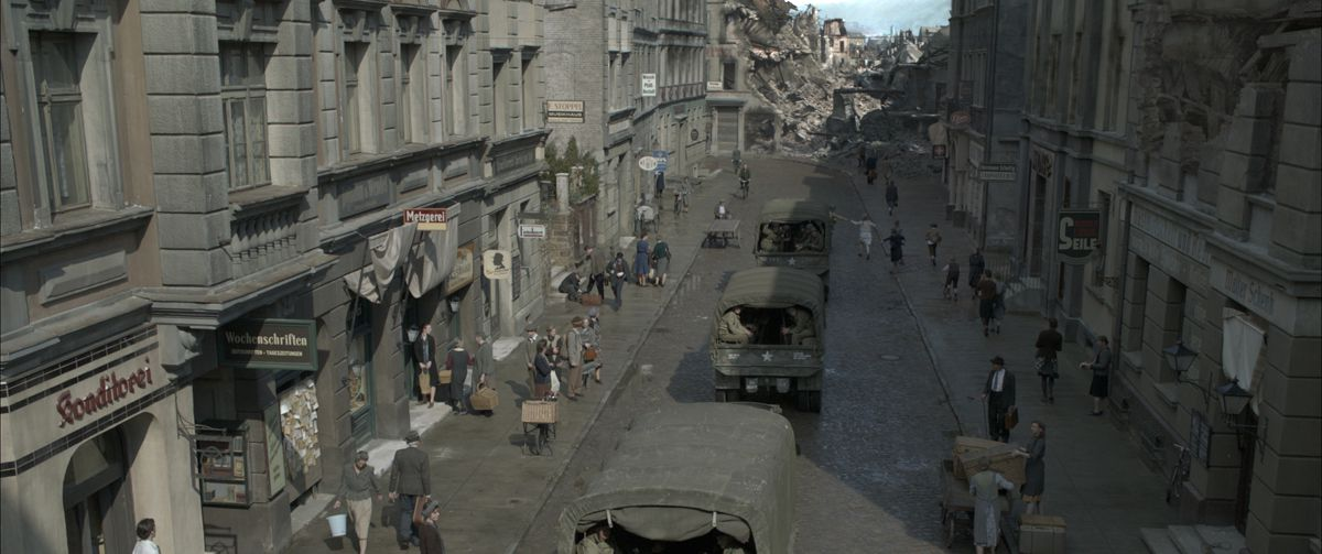 The Book Thief Crafting The Visual Effects Fxguide