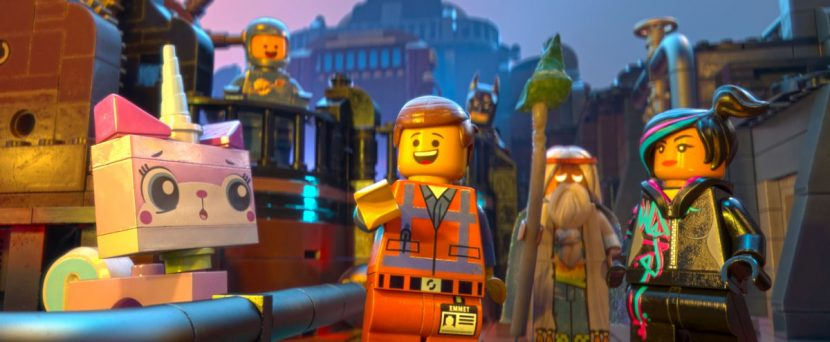 More of The LEGO Movie's cast of characters.