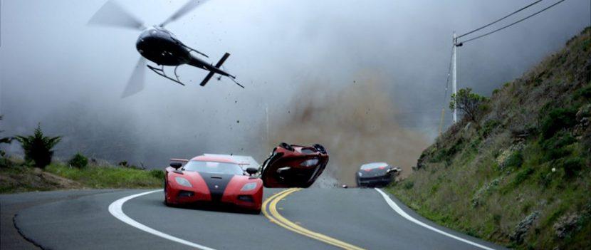 The crash at the DeLeon.