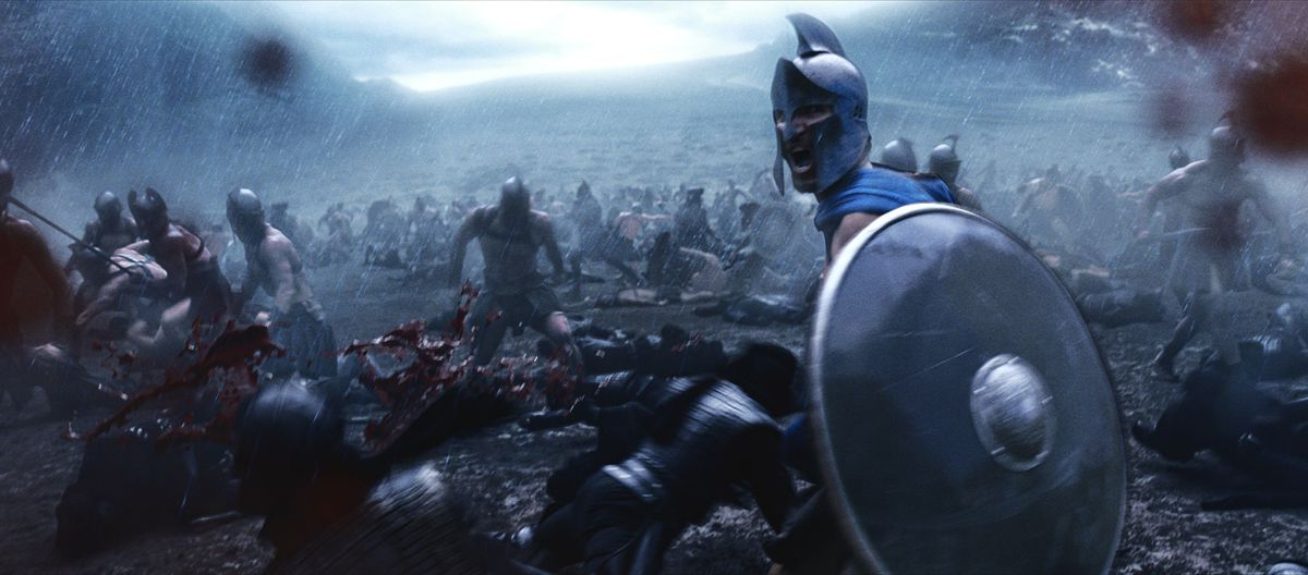 inside the battles of 300 rise of an empire fxguide