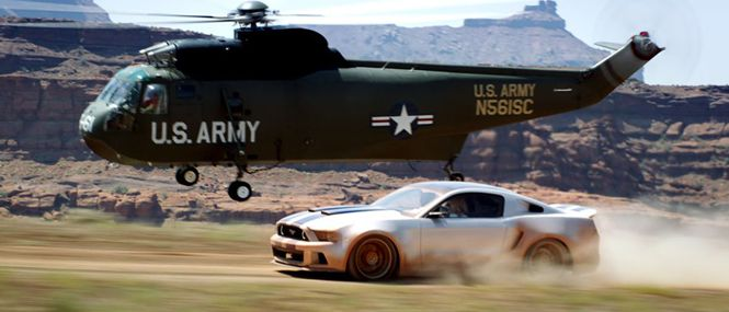 How They Made The Biggest Stunts In Need For Speed