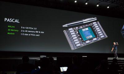 NVIDIA GPU Tech Conference: day 1 report – fxguide