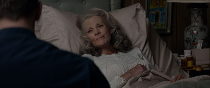 Rogers meets the now older Agent Peggy.